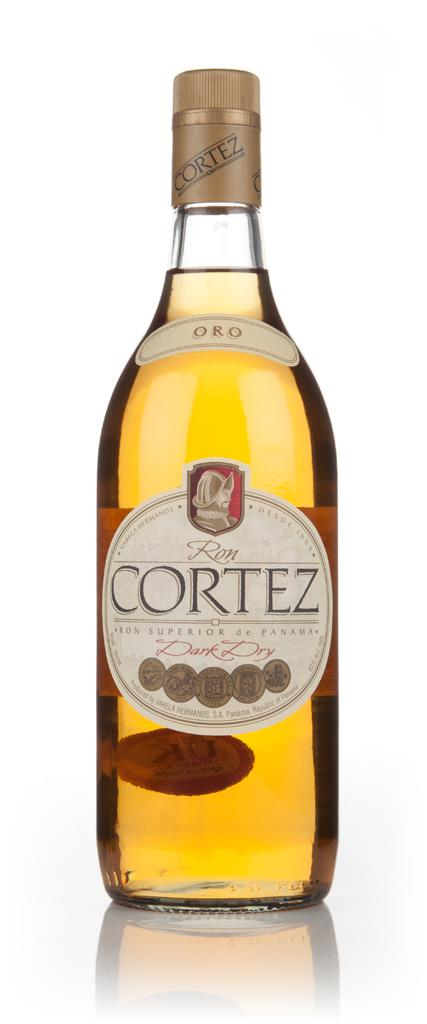 Ron Cortez Oro (Gold) Dark Rum