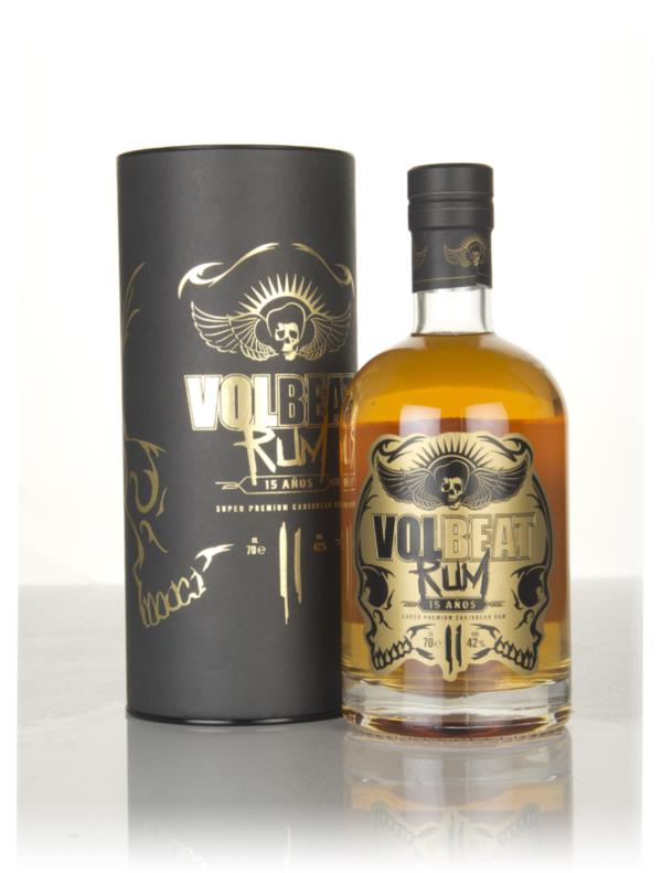 Volbeat 15 Year Old Dark Rum