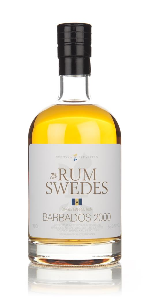 West India Distillers 2000 (cask 36) Barbados Single Barrel Rum - The Dark Rum