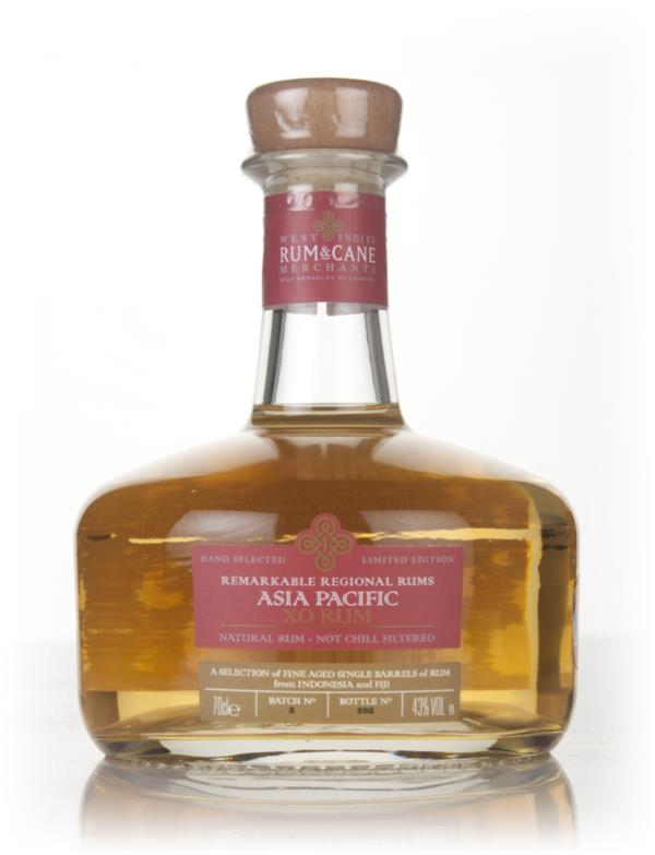 Asia Pacific - Remarkable Regional Rums (West Indies Rum & Cane Mercha Dark Rum