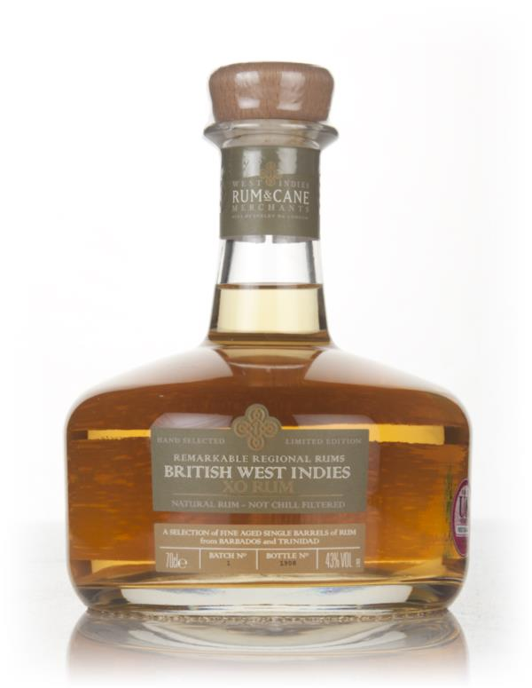 British West Indies - Remarkable Regional Rums (West Indies Rum & Cane Dark Rum