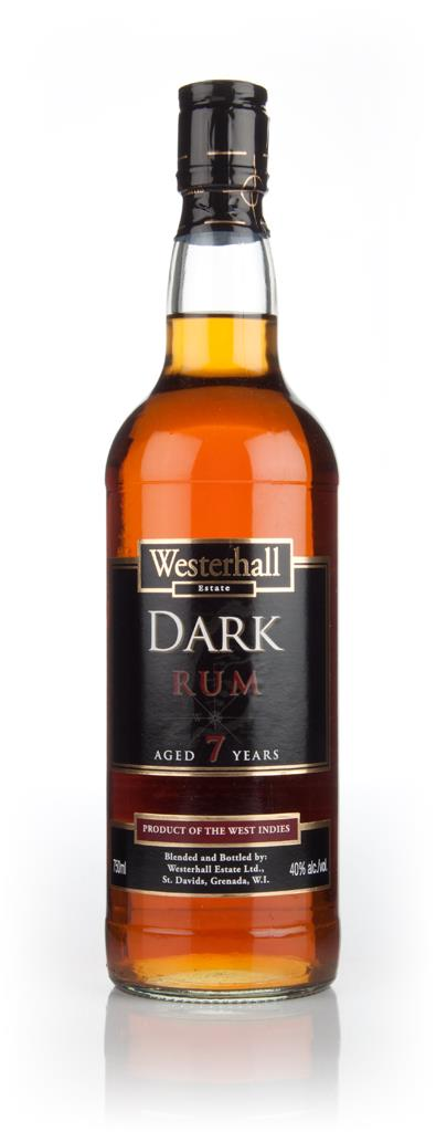 Westerhall 7 Year Old Dark Dark Rum