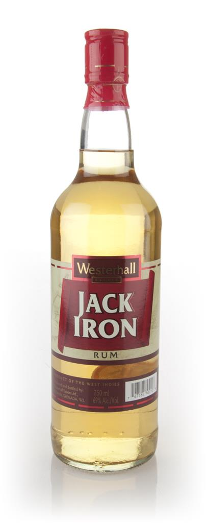 Westerhall Estate Jack Iron Rum (69%) Dark Rum