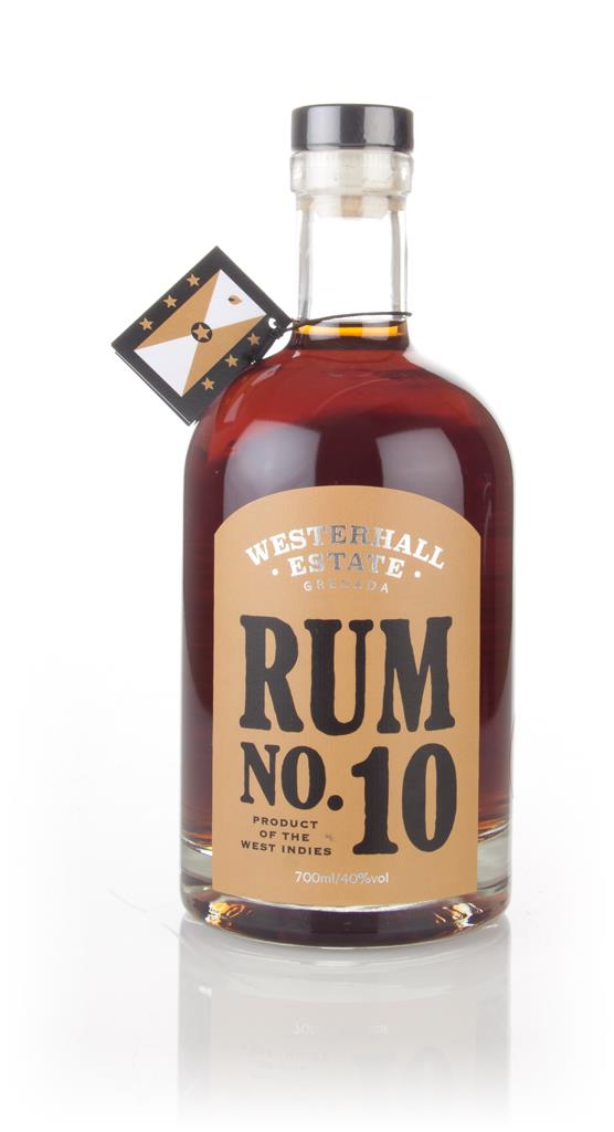 Westerhall No.10 Rum 3cl Sample Dark Rum