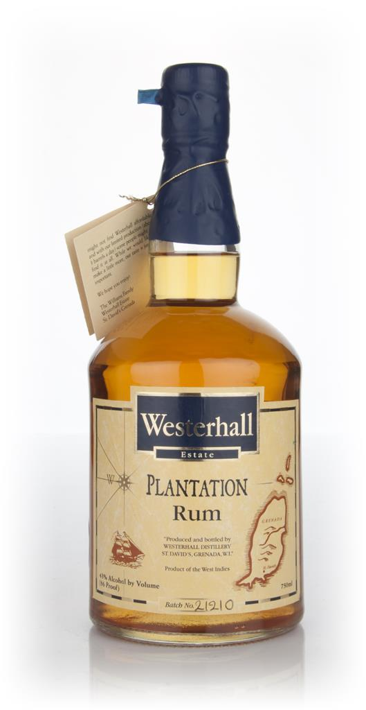 Westerhall Plantation Rum 3cl Sample Dark Rum