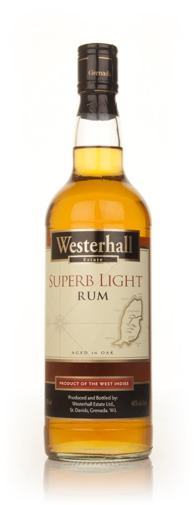 Westerhall Superb Light Dark Rum