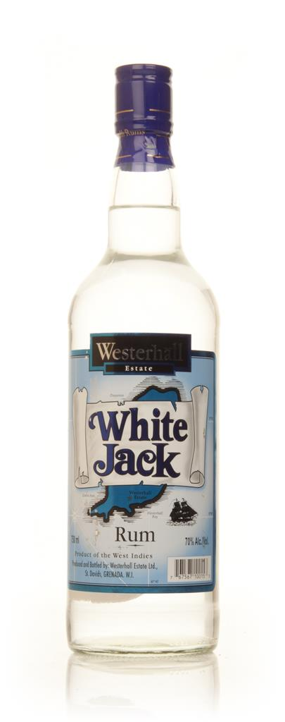 Westerhall White Jack  3cl Sample White Rum