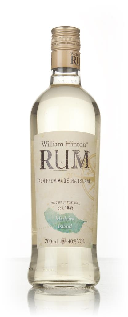 William Hinton Madeira Rhum Agricole Rum