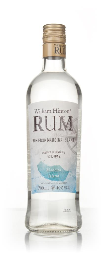 William Hinton Madeira White Rhum Agricole Rum