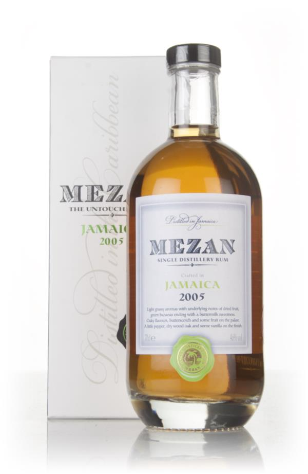 Mezan Jamaica Worthy Park 2005 (bottled 2017) Dark Rum