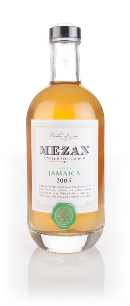 Mezan Jamaica Worthy Park 2005 3cl Sample Dark Rum