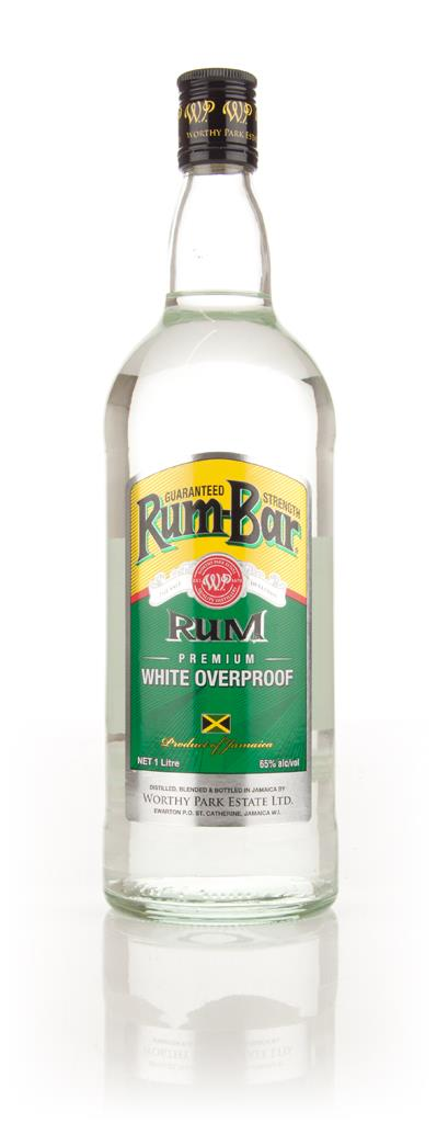 Rum-Bar Overproof 1l 3cl Sample White Rum