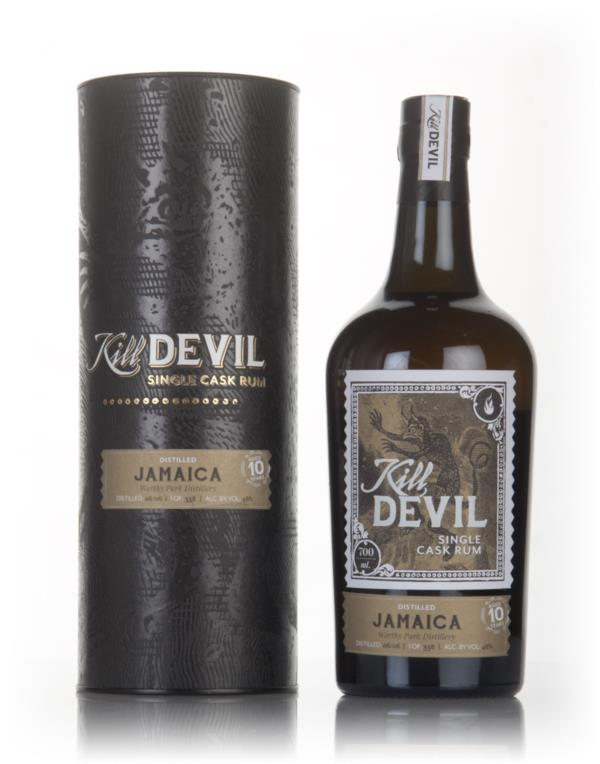 Worthy Park 10 Year Old 2006 Jamaican Rum - Kill Devil (Hunter Laing) Dark Rum