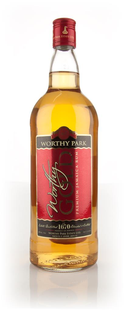 Worthy Park Gold 1l Dark Rum