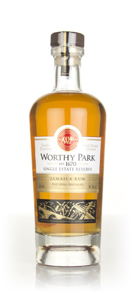 Worthy Park Single Estate Reserve Dark Rum