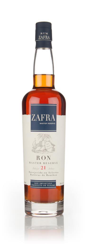 Zafra 21 Year Old Master Reserve Dark Rum
