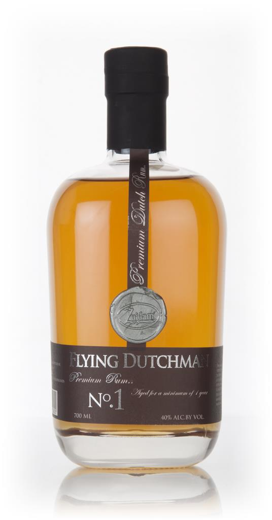 Zuidam Flying Dutchman Premium Rum No.1 Dark Rum