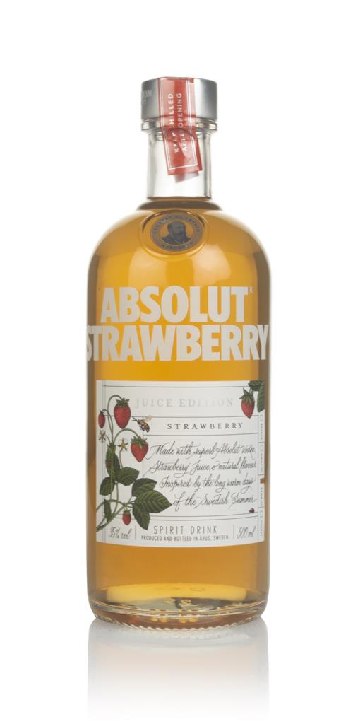 Absolut Strawberry - Juice Edition (50cl) Spirit