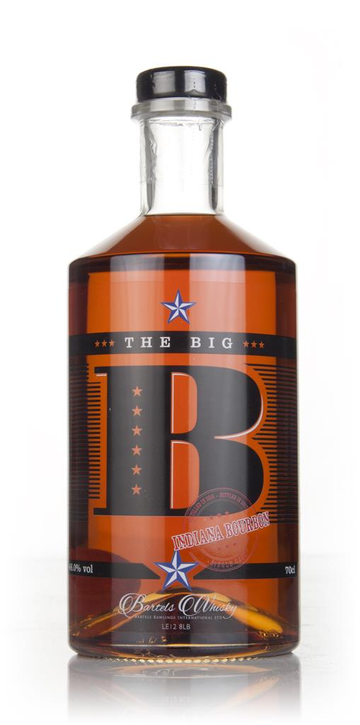 The Big B Indiana Bourbon 2015 Bourbon Spirit