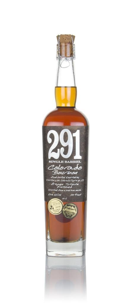 Distillery 291 Single Barrel Bourbon Spirit