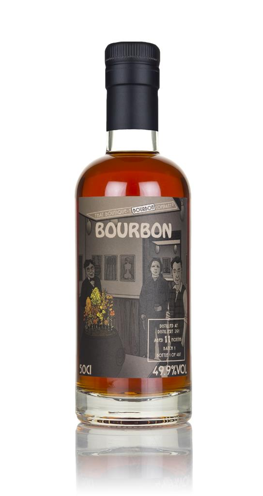 Distillery 291 11 Months Old (That Boutique-y Bourbon Company) Bourbon Spirit