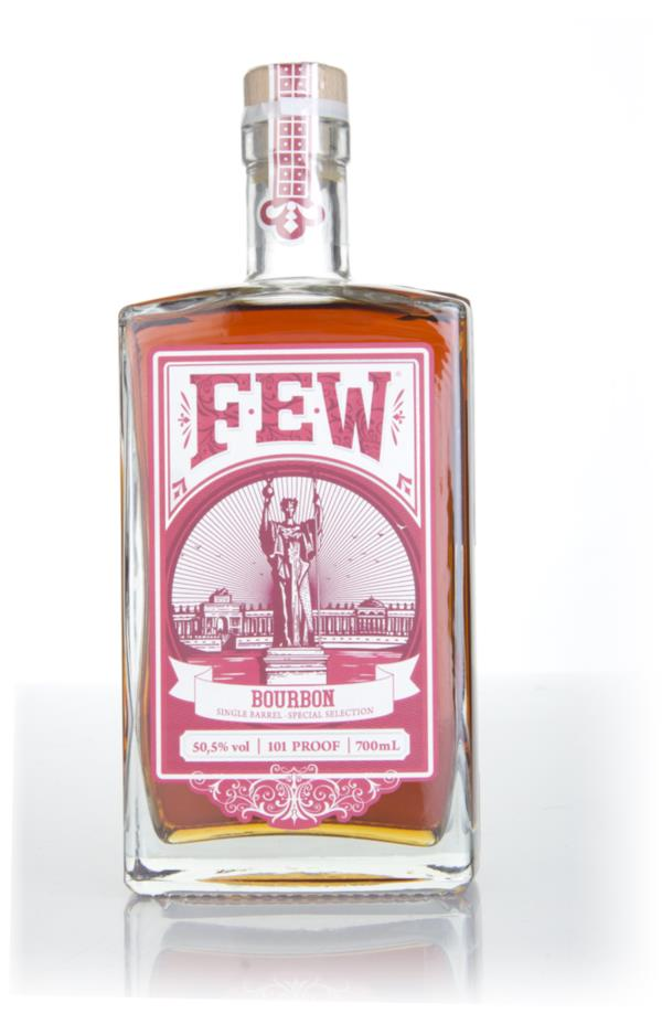 FEW Bourbon Single Barrel Bourbon Spirit
