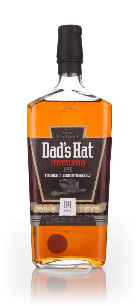 Dads Hat Pennsylvania Rye - Vermouth Cask Finish 3cl Sample Rye Spirit