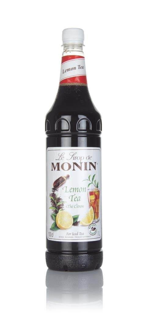 Monin The Citron (Lemon Tea) Concentrate 1l Syrups and Cordials