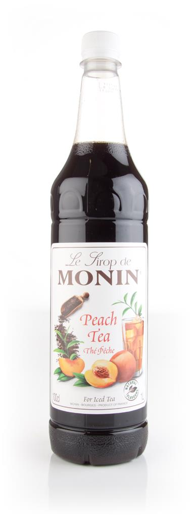 Monin The Peche (Peach Tea) Concentrate 1l Syrups and Cordials