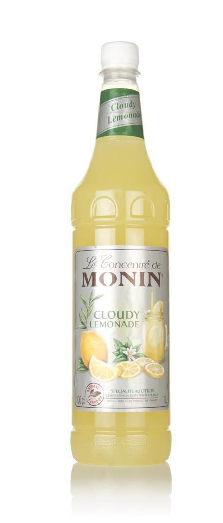 Monin Cloudy Lemonade Concentrate Syrups and Cordials