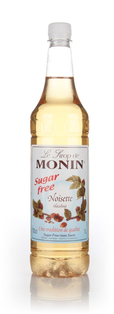 Monin Noisette (Hazelnut) Sugar Free Syrup 1l Syrups and Cordials