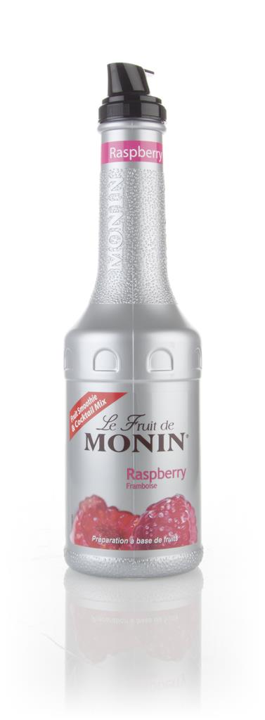 Monin Raspberry Puree Syrups and Cordials