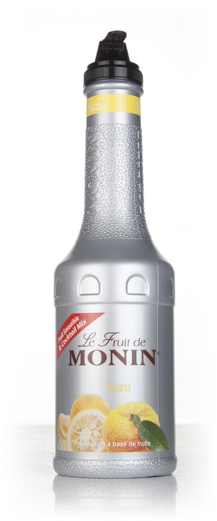Monin Yuzu Puree Syrups and Cordials