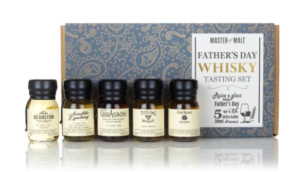 The Father's Day Whisky Tasting Set Whisky Tasting set