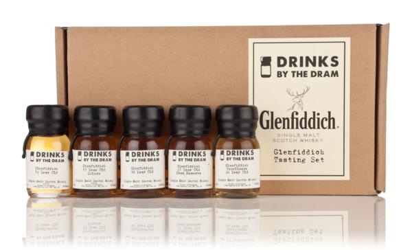 Glenfiddich Tasting Set Single Malt Tasting set