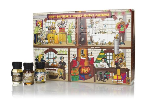 That Boutique-y Whisky Company Advent Calendar (2020 Edition) Blended Tasting set