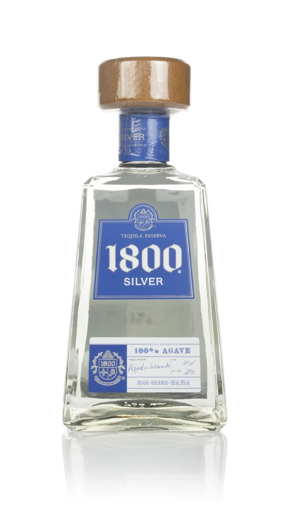 1800 Silver Blanco Tequila
