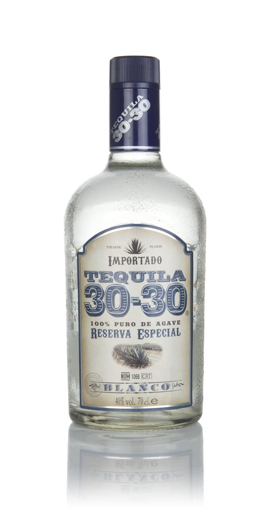 Tequila 30-30 Blanco Tequila