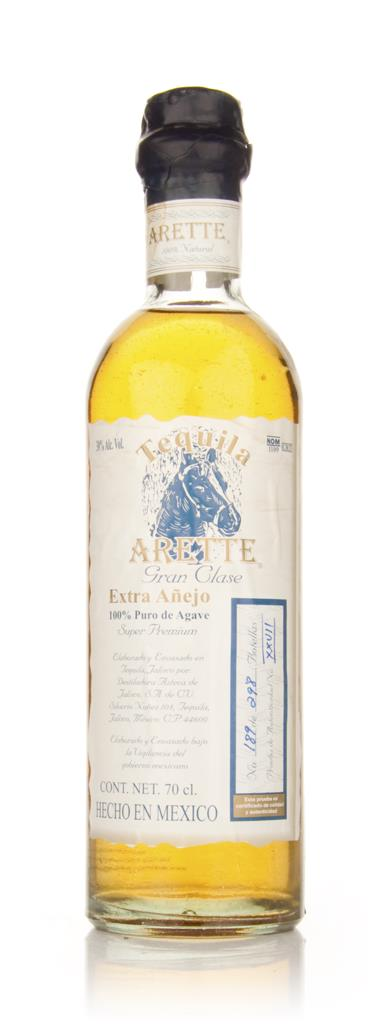 Arette Gran Clase Extra Anejo 3cl Sample Extra Anejo Tequila