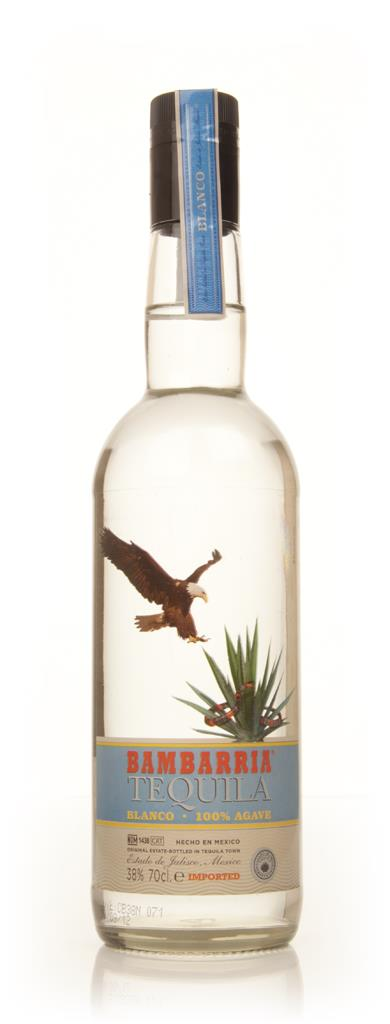 Bambarria Blanco Tequila 3cl Sample Blanco Tequila