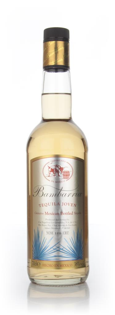 Bambarria Tequila Joven (Gold) 3cl Sample Joven Tequila