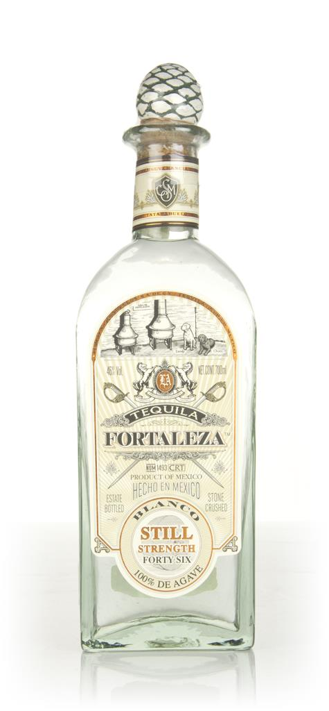 Fortaleza Blanco Still Strength Blanco Tequila