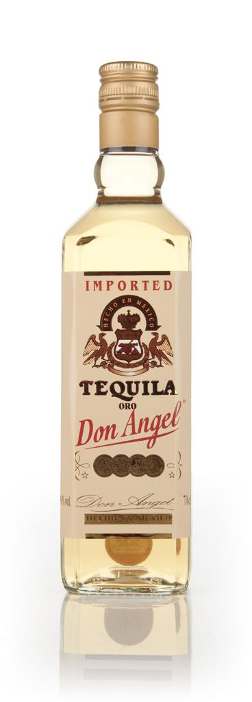 Don Angel Oro Joven Tequila
