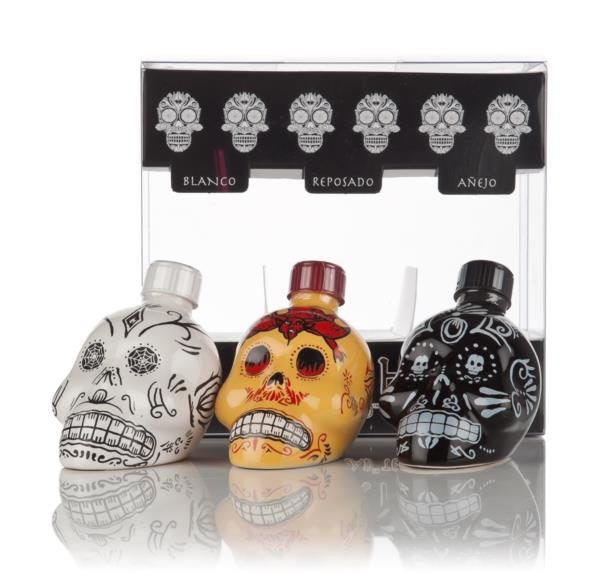 Kah Day of the Dead Gift Pack Tequila
