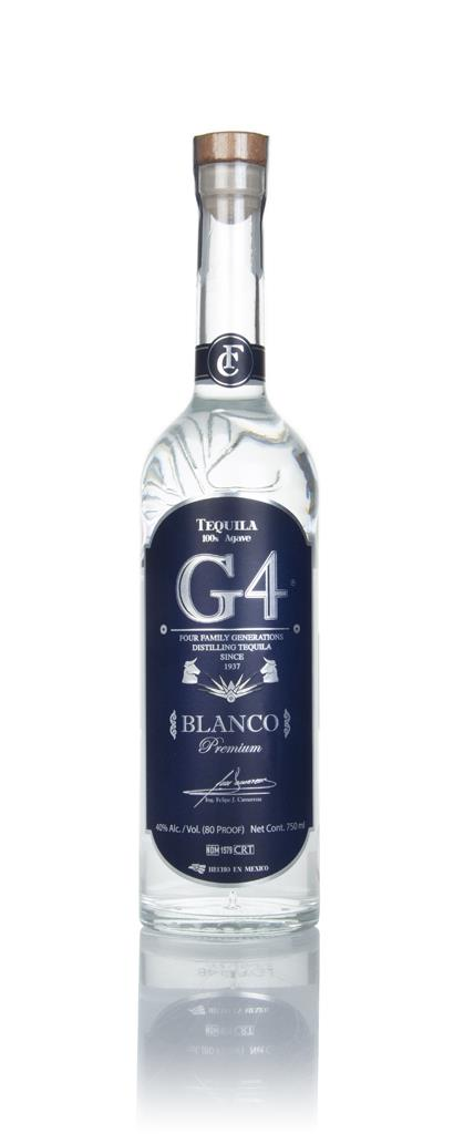 G4 Tequila Blanco Tequila
