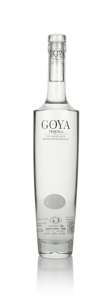 Goya Single Estate Blanco Tequila
