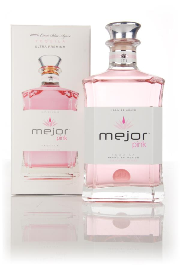 Mejor Pink Blanco Tequila