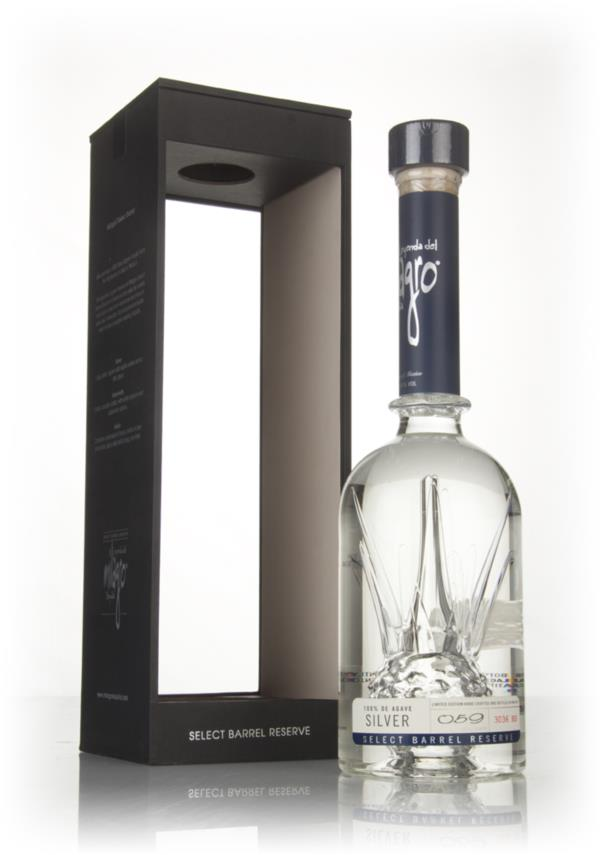 Milagro Select Barrel Reserve Silver Blanco Tequila