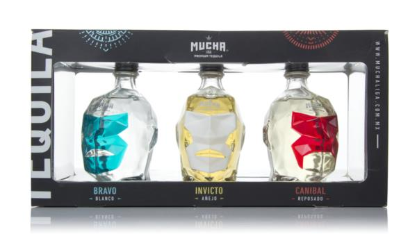 Mucha Liga Triple Pack (3 x 10cl) Tequila