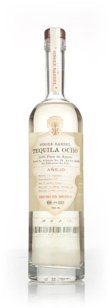 Ocho Single Barrel - La Magueyera Anejo - 2014 Harvest Anejo Tequila